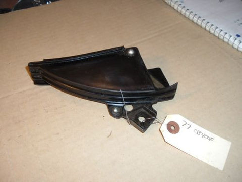 1977 Honda CB400 Super Sport  FRONT DISC BRAKE GUARD