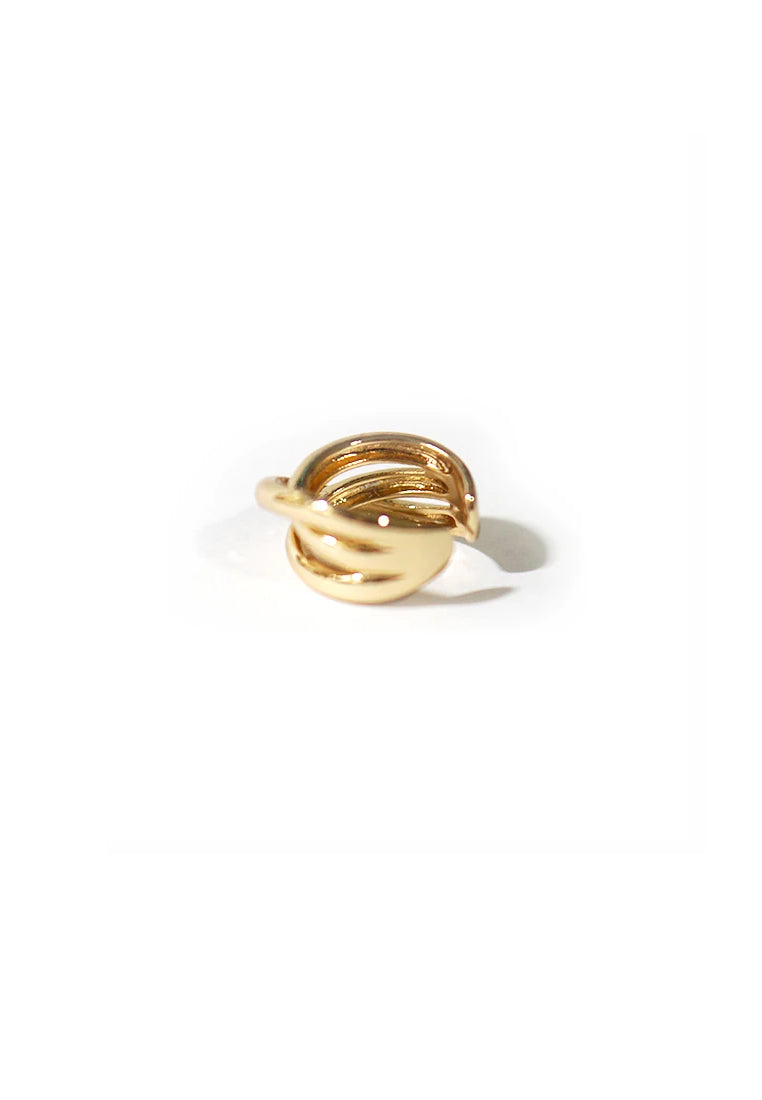 Angea Twist Ring