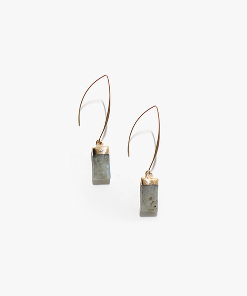 Argo Gold Dip Earrings
