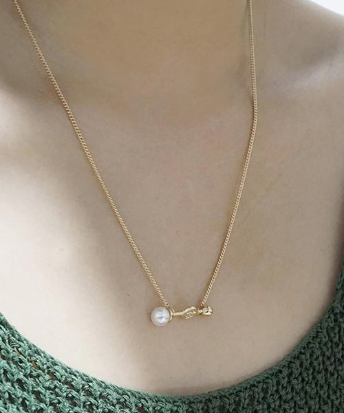 Avril Necklace (Gold)