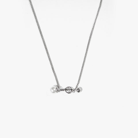 Avril Necklace (Silver)