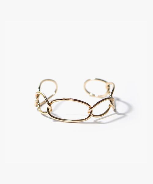 Berlin Twist Cuff (Gold)