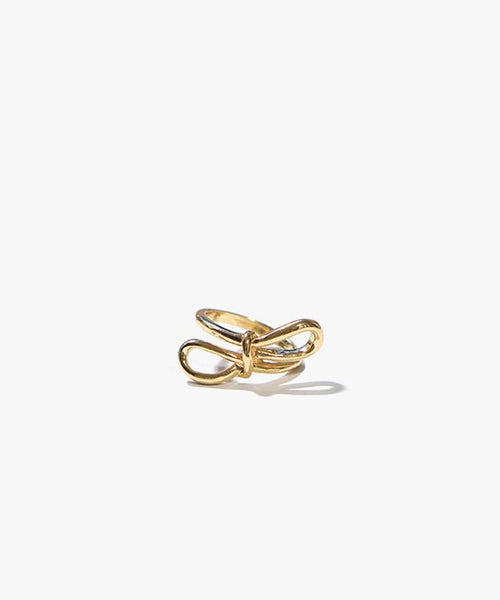 Bette Ribbon Ring (Gold)