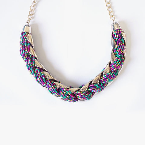 Colete Braided Necklace