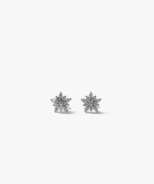 Darci Snowflake Earrings