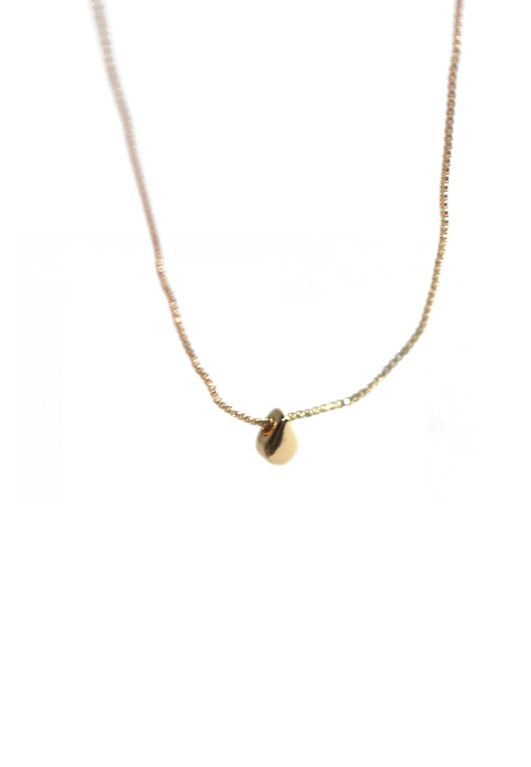 Clydie Teadrop Delicate Necklace