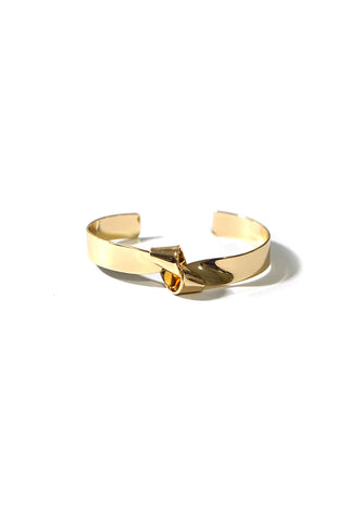 Jacob Knot Cuff (Gold)