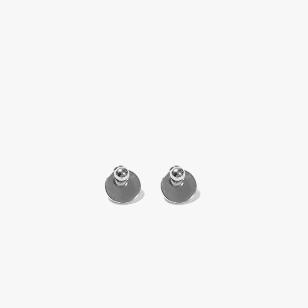 Jenny Basic Earrings (Silver)