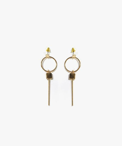 Kendra Earrings (Gold)