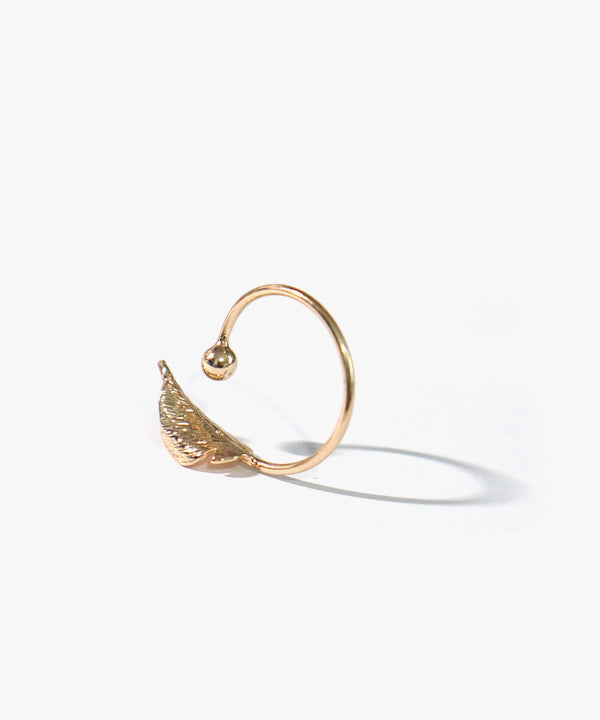 Tia Leaf Ring (Gold)