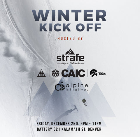 Winter Kick Off