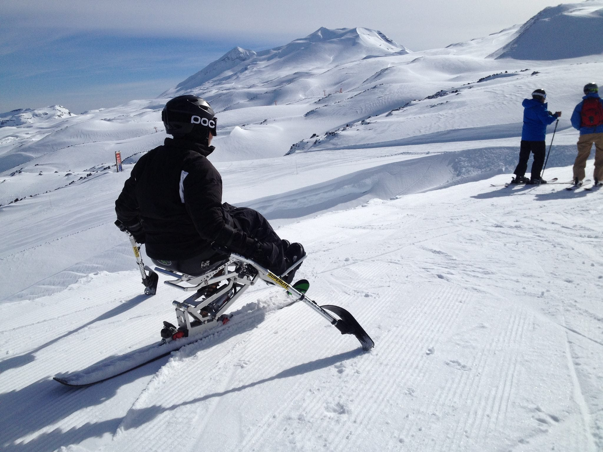 Veteran Rehabilitation Through Snow Sports