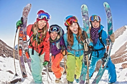 Women in the Snowsports Community: Badass Female Initiatives