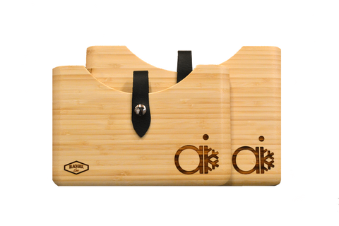 Blackbox Bamboo Case for iPad