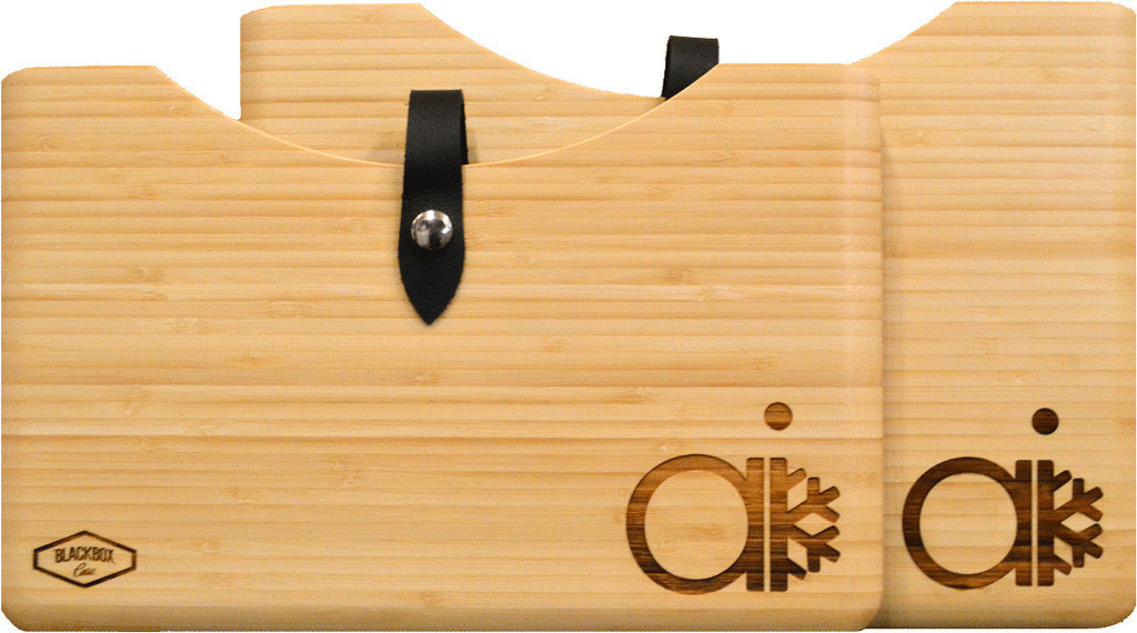 Blackbox Bamboo Case for MacBook Air