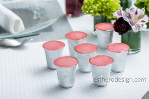 Sorbet Kiddush Cups