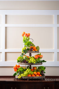 Fruit and Flower Tower