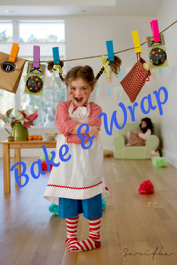 Bake and Wrap
