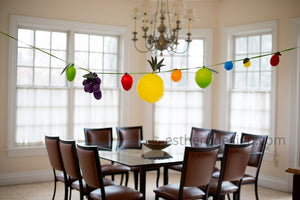 Fruit Balloon Garland