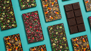Themed Chocolate  Bars