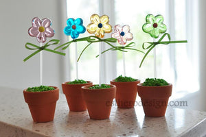 Candy Flower Planters