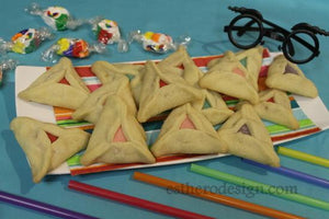 Candy Melts Hamantaschen