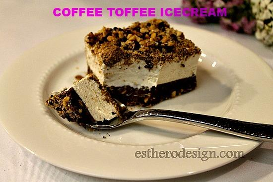Coffee Toffee Icecream