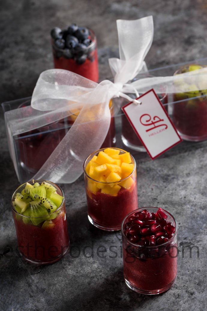Eye Catching Fruit Cups