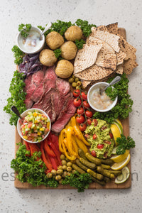Passover Charcuterie Board