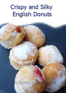 Crispy and Silky English Donuts