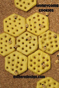 Honeycomb Cookies
