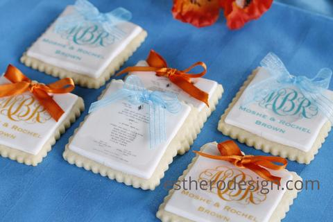 Invitation Cookies