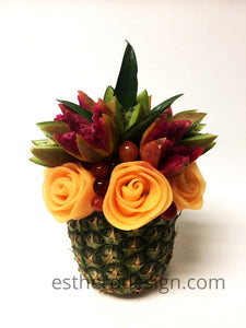 Pineapple Floral Centerpiece
