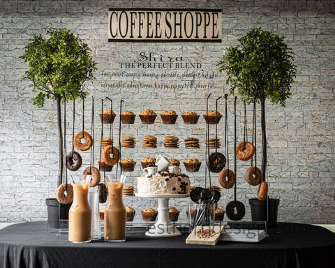 Coffee Themed Party