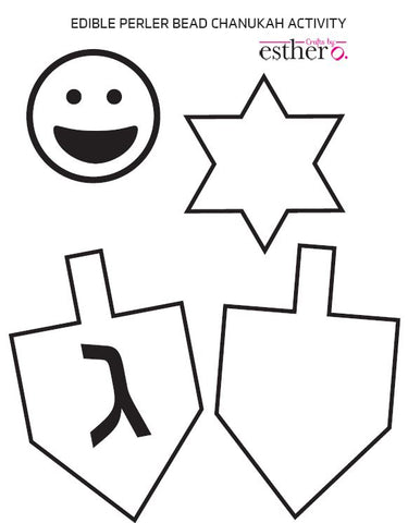 Chanukah Shapes
