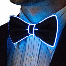 LED Bow Tie