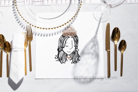 Esther Placemat