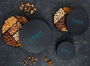 Cirque Gift Co Nut Boxes