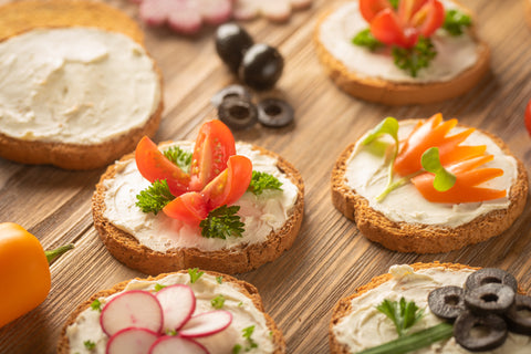 Welcome Shavuot with These Garden Hors d'oeuvres