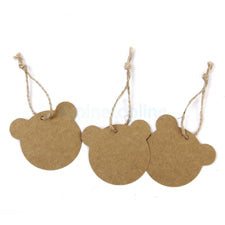 Teddy Bear Tags