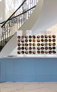 EstherO Acrylic Donut Wall Display