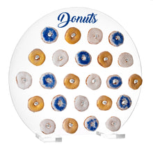 EstherO Acrylic Round Donut Wall Display