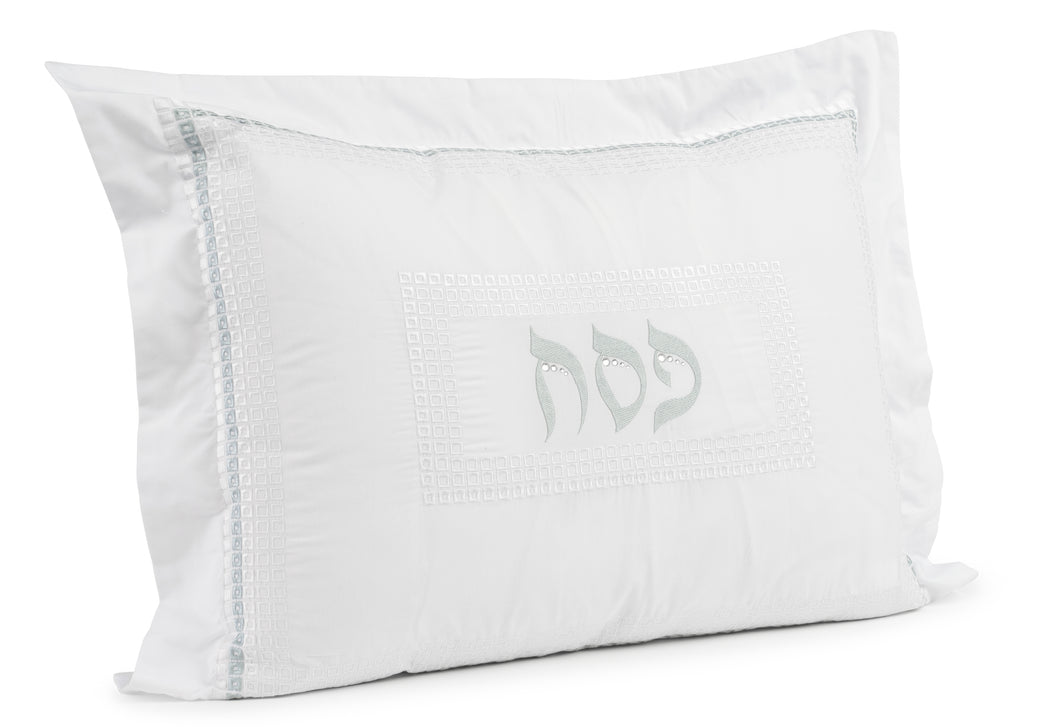 Passover Seder Pillowcase - Rectangle Design