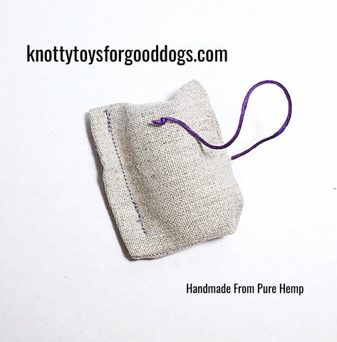 Knotty Nip For Cool Cats