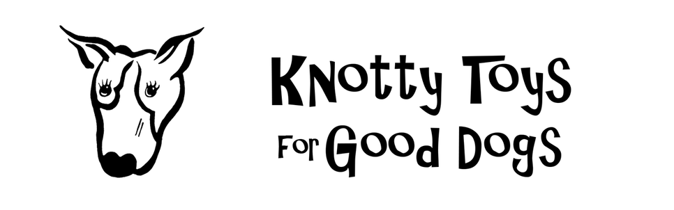 Knotty Toys for Good Dogs
