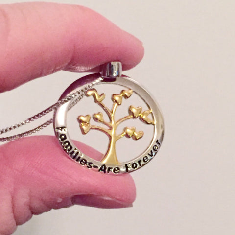 Families Are Forever - Necklace
