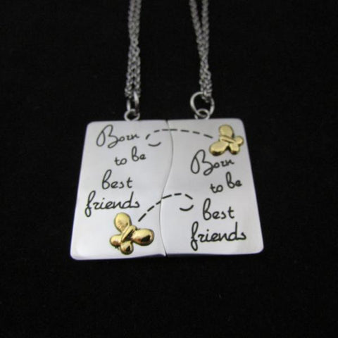 Born to be Best Friends - Necklace Set
