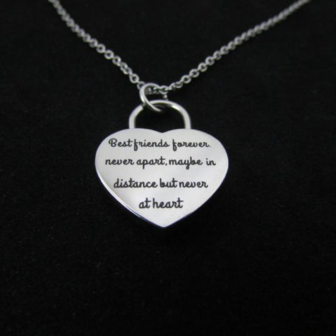 Best Friends Forever - Necklace
