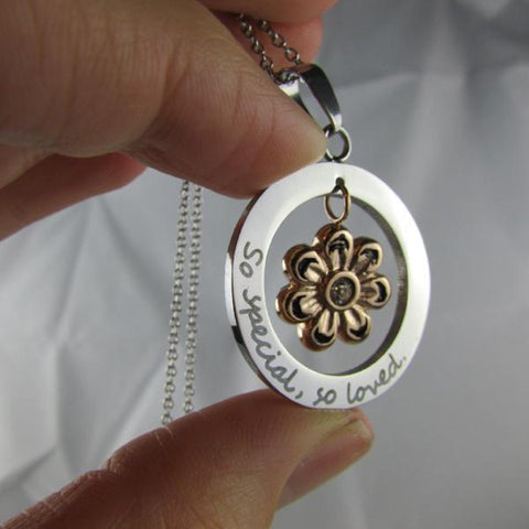 So Special, So Loved - Necklace
