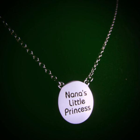 Nana's Little Princess - Necklace Collection